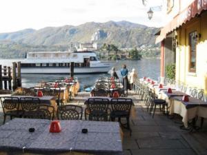 ristorante Venus- sala con vista panoramica
