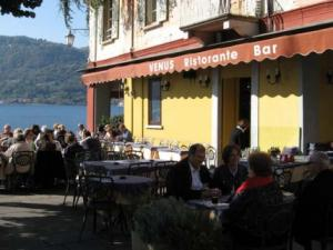 ristorante Venus- sala esterna a pranzo