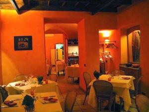 Ristorante Com e- sala ristorante
