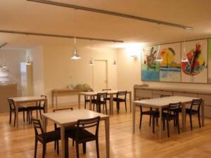 Locanda Palazzone- sala colazione
