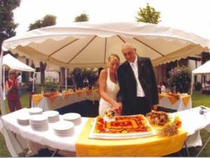 Pasticceria Godino- torta nuziale