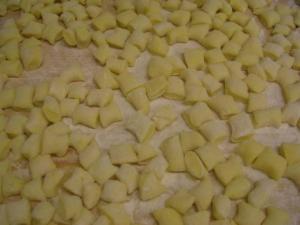 pasta fresca Dell'Arco- gnocchetti