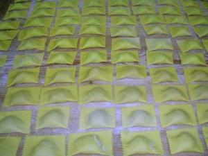 pasta fresca Dell'Arco- ravioli