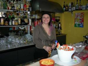 Bar caffe Novecento- bancone