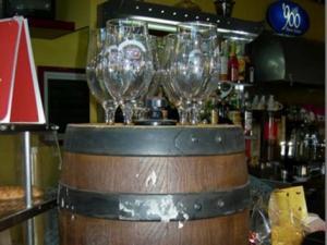 Bar caffe Novecento- barile