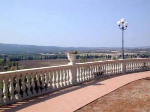 Morisfarms Fattoria Poggetti_panorama fattoria