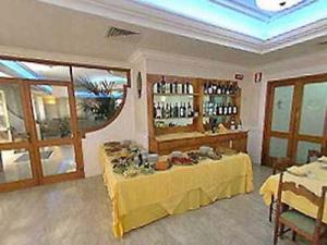 Mondial Park Hotel_sala colazione