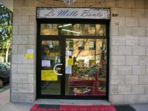 Panificio Le Mille Bonta_ingresso
