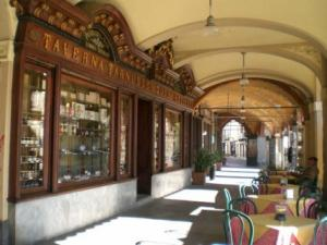 Taverna e Tarnuzzer_facciata