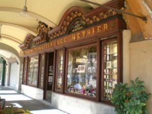 Taverna e Tarnuzzer_ingresso