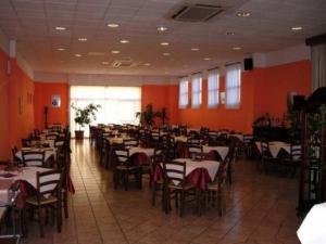Ristorante la Veranda_sala ristorante