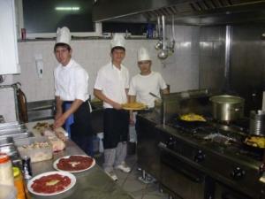 Ristorante El Chorizo- cucina