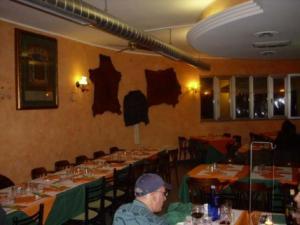 Ristorante El Chorizo- sala ristorante