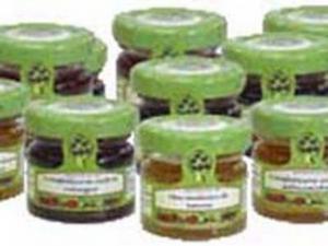 Conserve Alimentari Marmellate Ortosicilia_barattoli piccoli marmellata