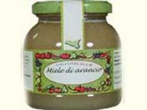 Conserve Alimentari Marmellate Ortosicilia_miele di arancio