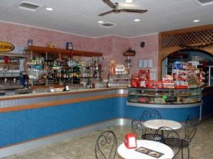 Bar New Bar- interni del locale