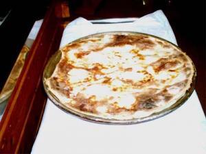 Ristorante Alfredo- pizza margherita