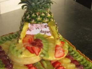 Gastronomia Riboldi- torta con la frutta