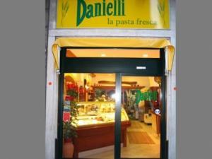 La pasta fresca Danielli- ingresso