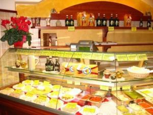 La pasta fresca Danielli- interni del locale