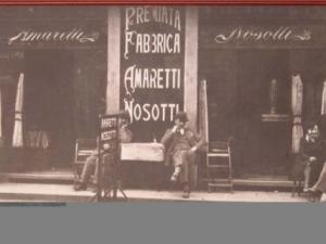 pasticceria Cerri- foto storica