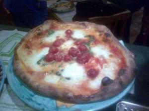 da Paolo - pizza margherita
