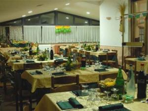 Ristorante da Monique- sala interna