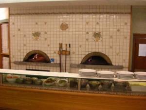 ristorante pizzeria La Brace- forno a legna
