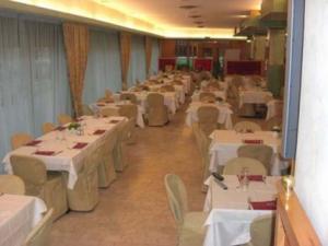 ristorante pizzeria La Brace- sala interna