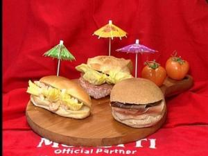 Caffe Bonjour- panini multigusto