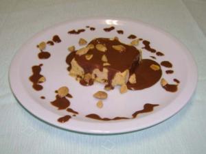 trattoria La Pieve- dolce con cioccolato