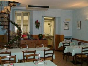 trattoria La Pieve- sala ristorante