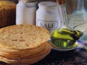 Piadine salate
