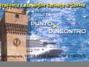 trattoria Punto d Incontro- logo