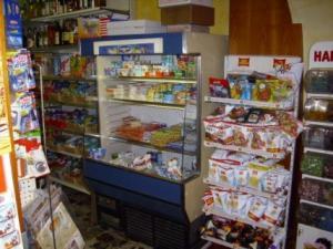 gastronomia La Bottega del Ponte- interno del negozio
