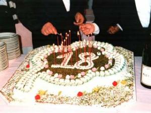 Casa del Dolce - torta per compleanno diciotto anni