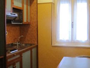 Appartamenti con angolo cottura completamente arredato