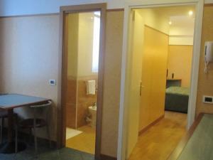 Appartamenti con vasca o doccia