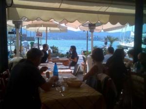 Trattoria Pizzeria Il Garibaldino_a tavola