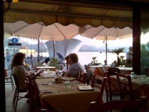 Trattoria Pizzeria Il Garibaldino_particolare sala