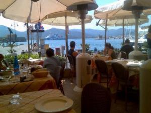 Trattoria Pizzeria Il Garibaldino_vista mare