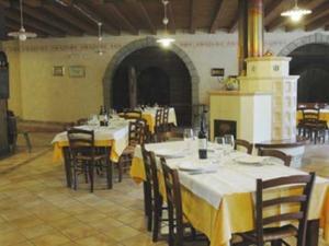 Locanda Roeno_sala ristorante