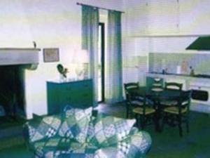 Villa Mandri - angolo salone