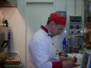 Gastronomia Peccati di Gola - Chef