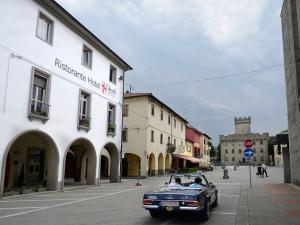Piccola Firenze e piazza Agnolo, Firenzuola