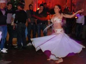 El Jadida - danza del ventre