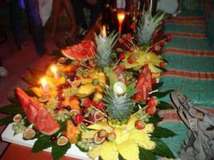 El Jadida - frutta