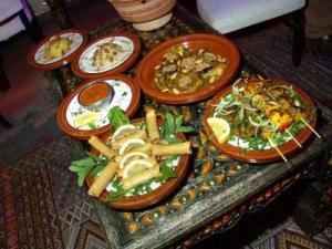 El Jadida - piatti tipici