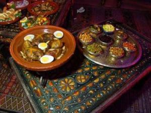 El Jadida - secondi piatti