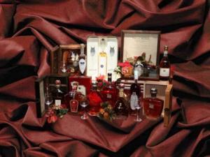 Norcineria Cesqui-  esposizione liquori